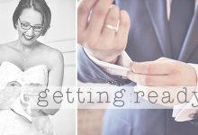 hochzeitsvorbereitung, making a bride, anziehen, anzug, brautkleid
