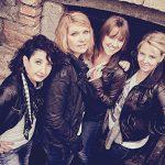 friends, freunde, mädels, gruppe